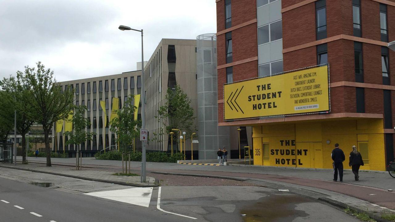 The Student Hotel Amsterdam Bewertung