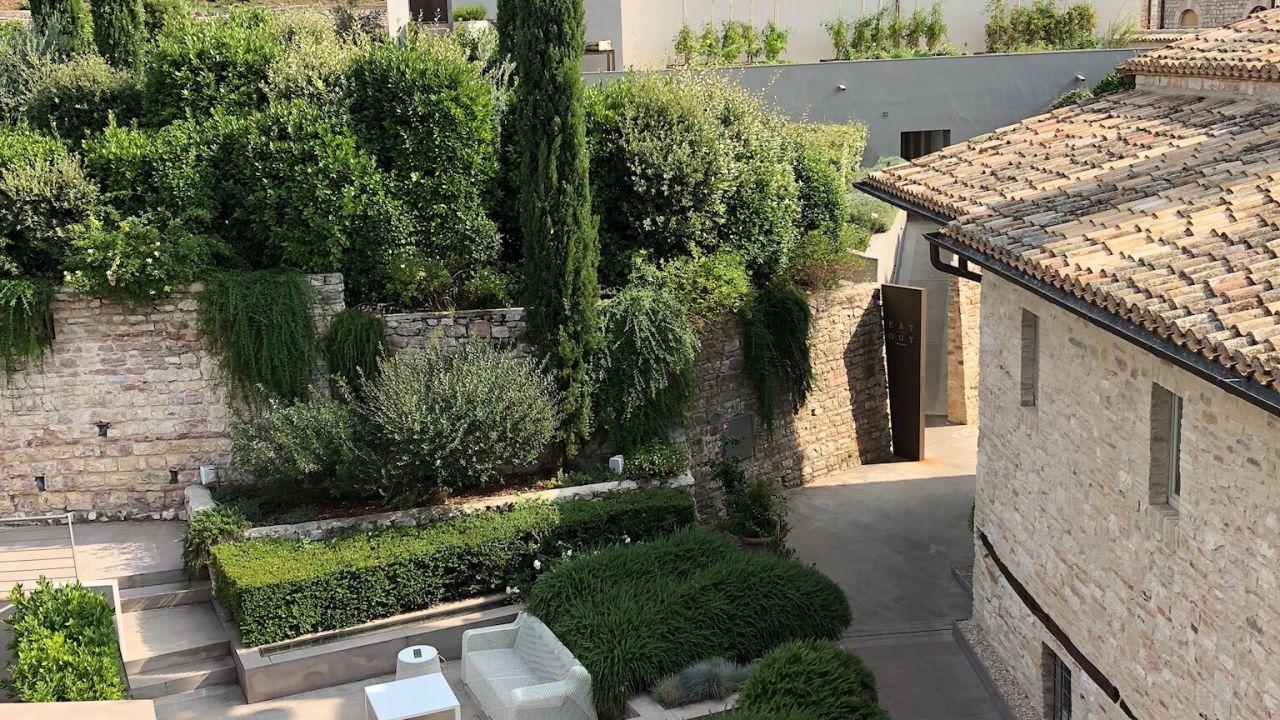 Hotel Nun Assisi Relais & Spa Museum (Assisi) • HolidayCheck ...