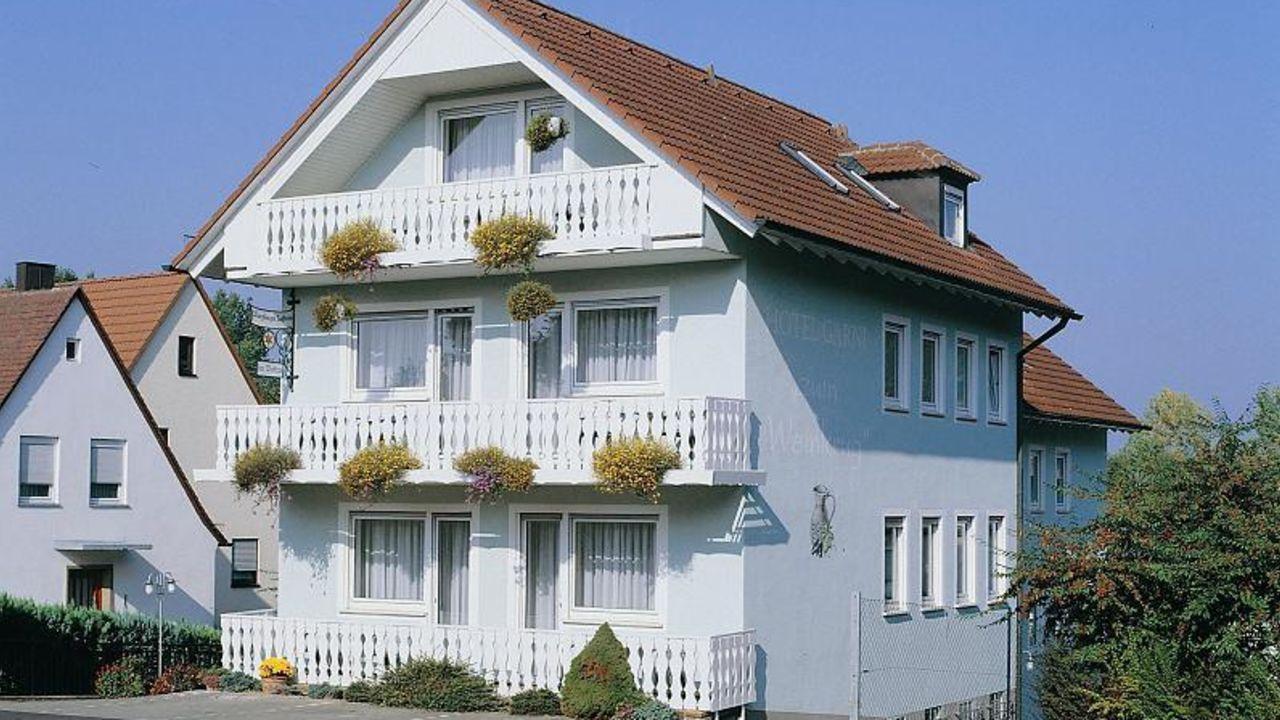 Hotel Garni Zum Weinkrug Sommerhausen