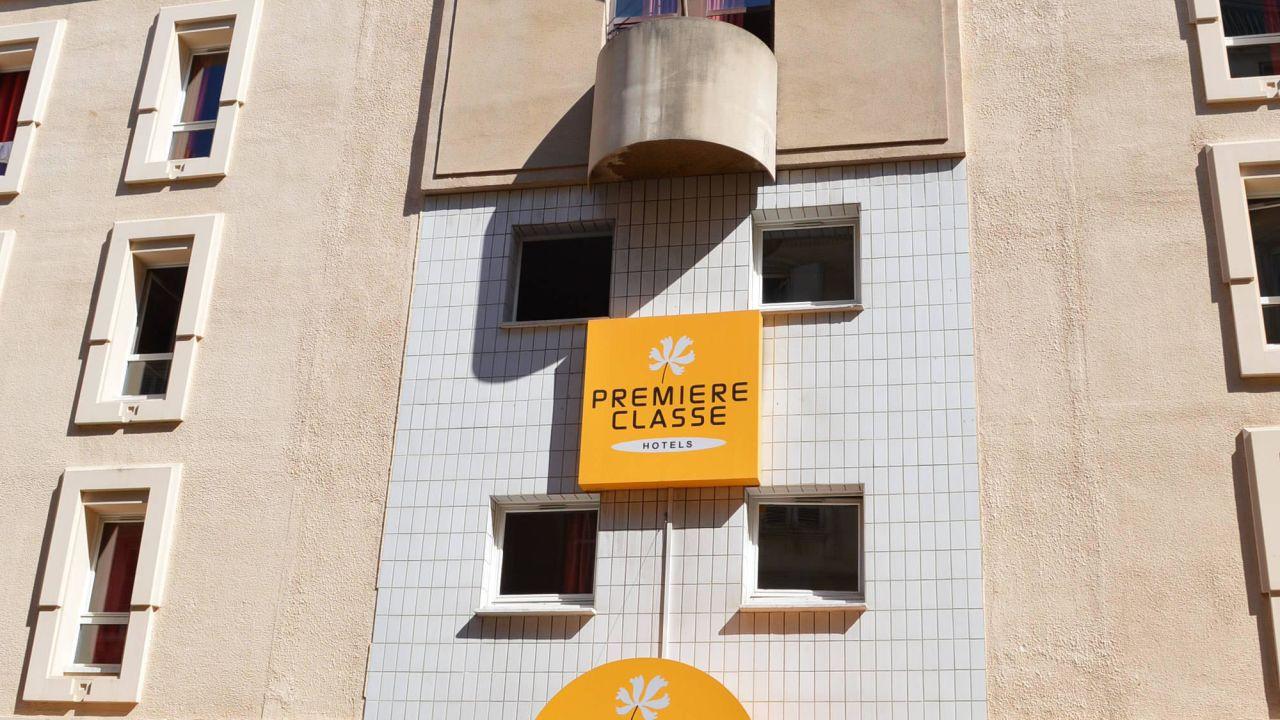 Hotel Premiere Classe Marseille Centre Ville Marseille