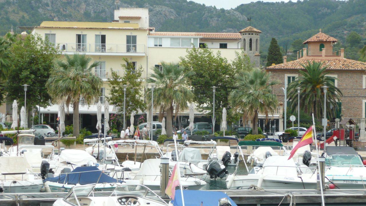 Hotel Miramar Puerto De Soller