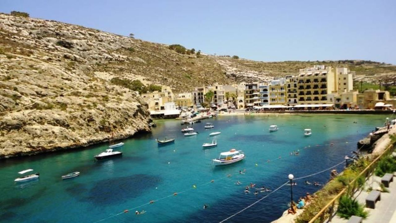 Hotel St Patrick Gozo Malta