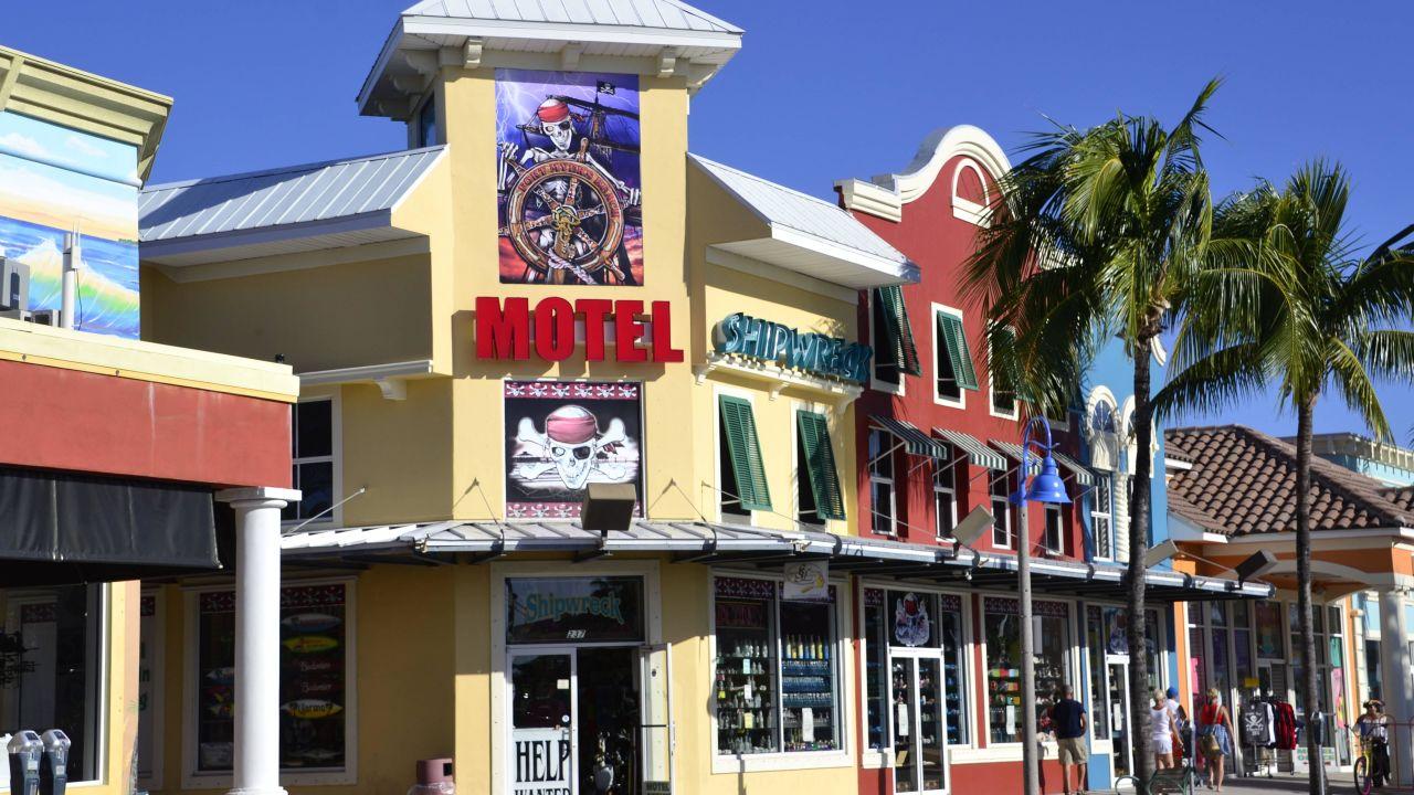 Shipwreck Motel Fort Myers Beach Fl
