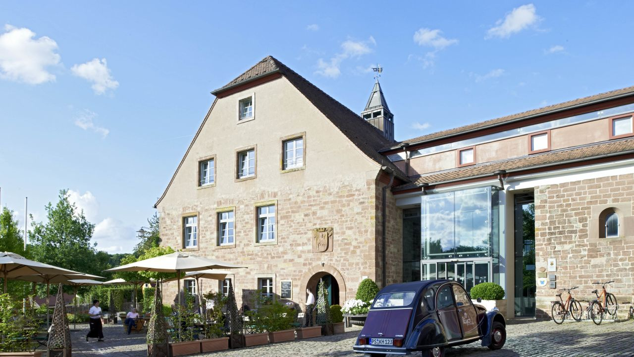 Hotel Kloster Hornbach (Hornbach) • HolidayCheck (Rheinland-Pfalz ...