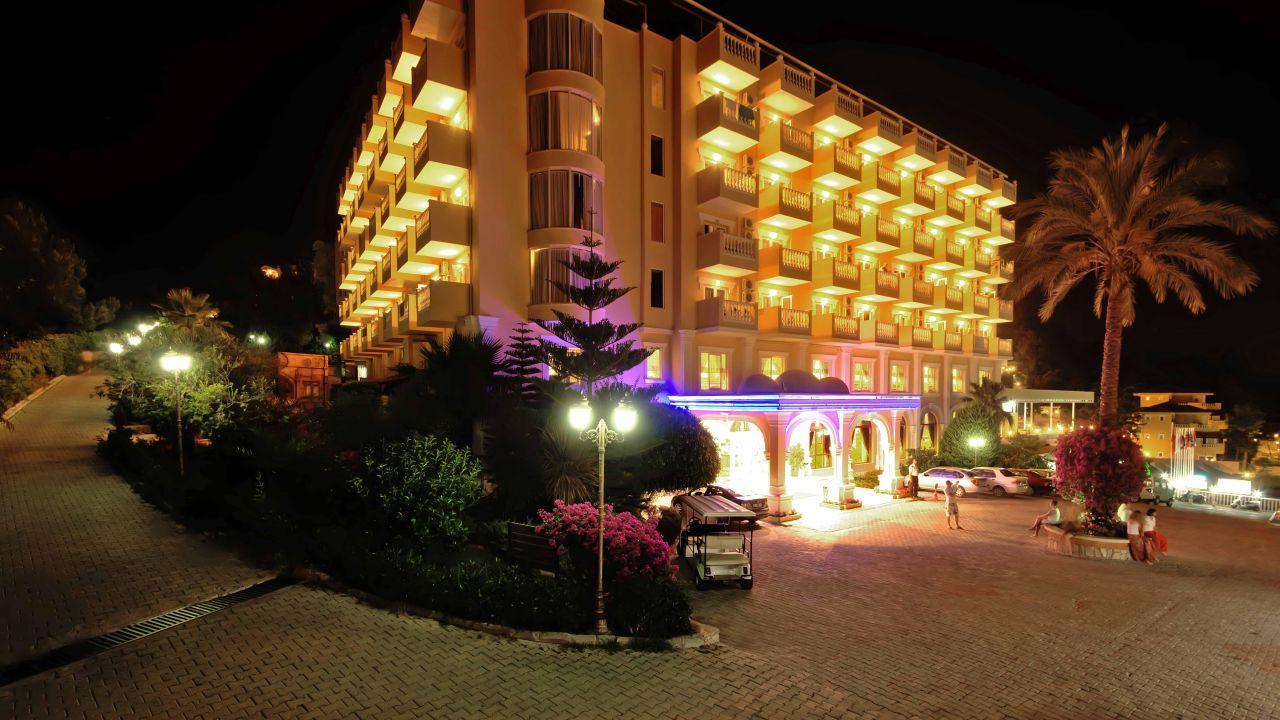 orient hill resort & spa (alanya) • holidaycheck (türkische