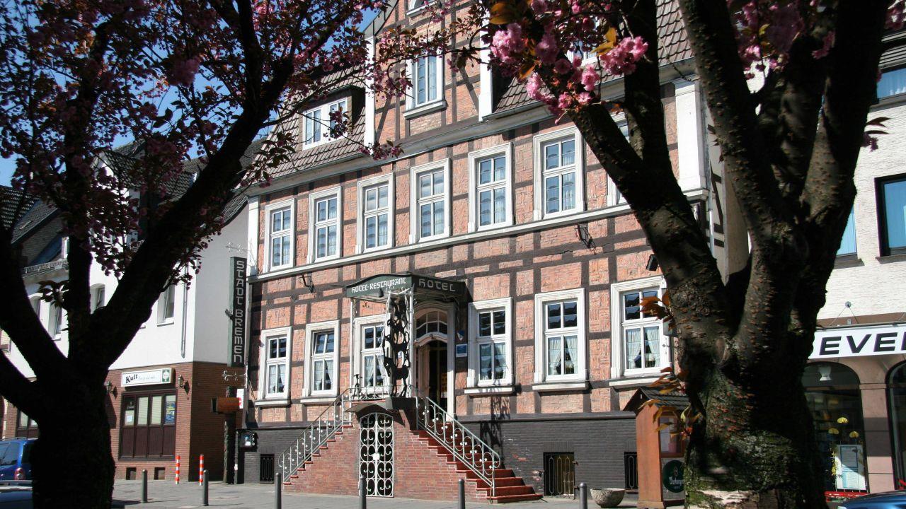 Hotel Stadt Bremen Beverungen Bewertung