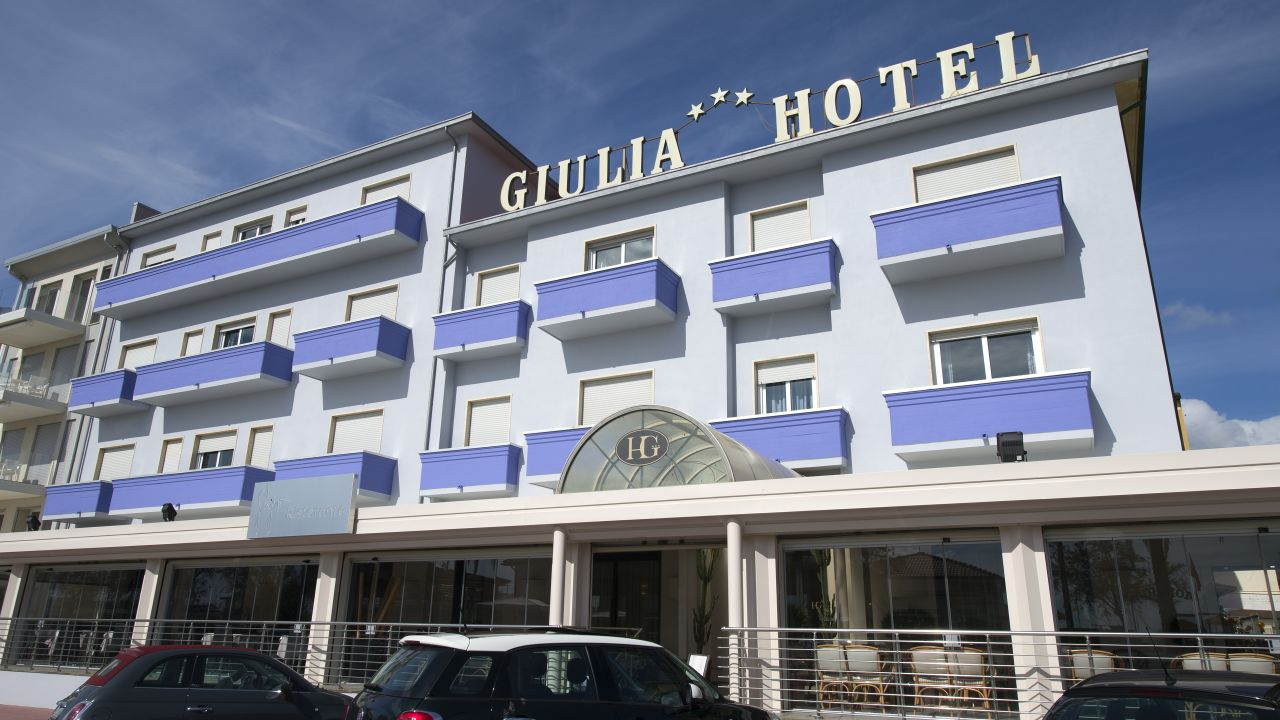 Hotel Giulia Lido Di Camaiore Italien