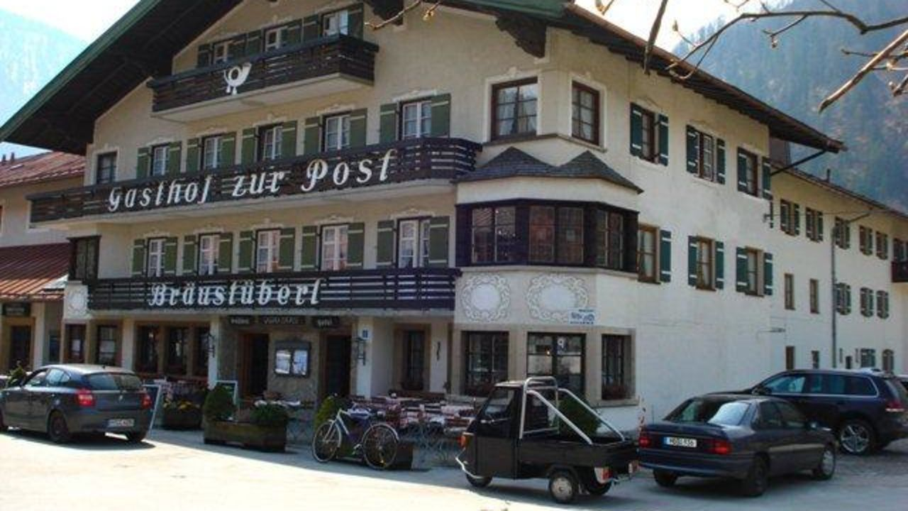 hotel gasthof zur post bayrischzell holidaycheck bayern deutschland. Black Bedroom Furniture Sets. Home Design Ideas