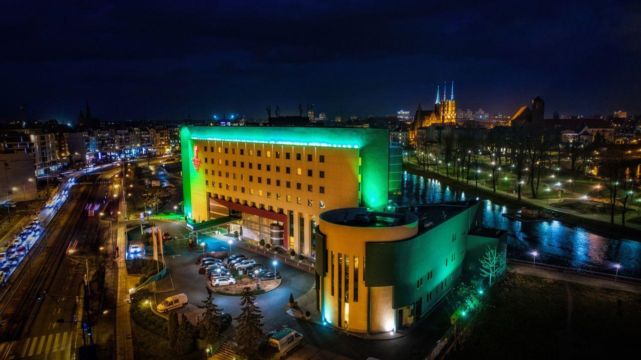 Hotel Park Plaza Breslau