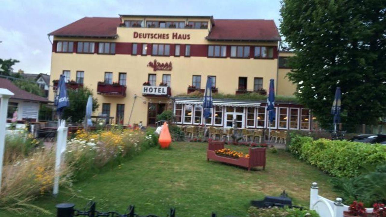 Hotel Deutsches Haus Wustrow • HolidayCheck Mecklenburg