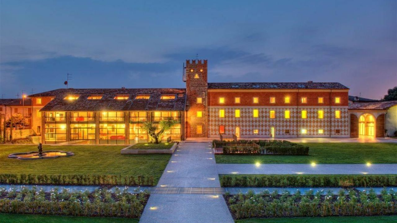 Hotel veronesi la torre villafranca di verona for Designhotel verona