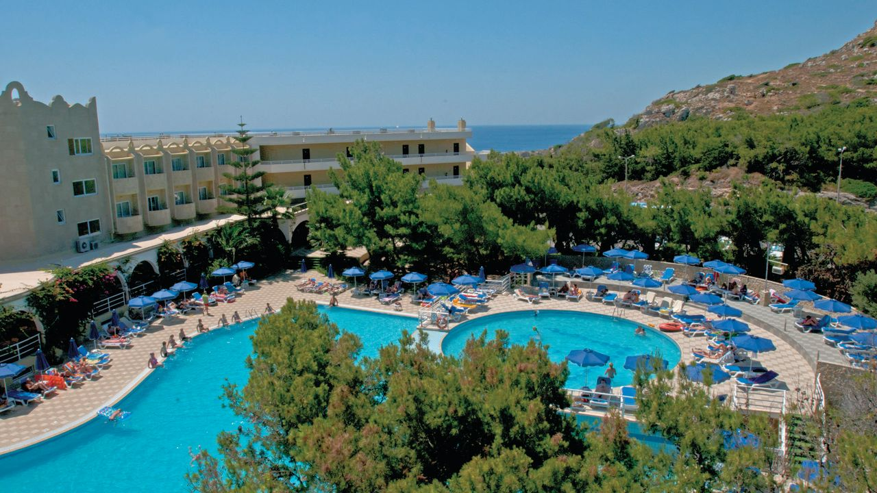 Hotel kalithea mare palace kallithea holidaycheck for Top hotels griechenland