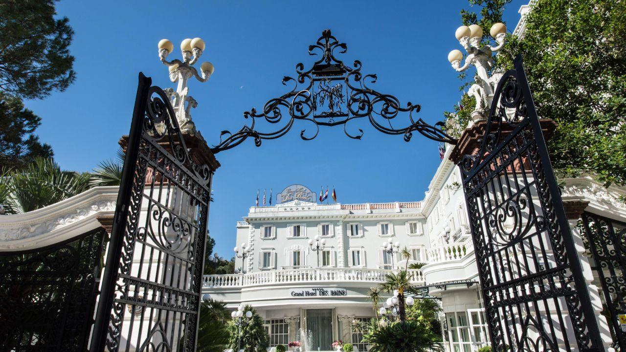 Grand hotel des bains riccione holidaycheck emilia for Groupon grand hotel des bains