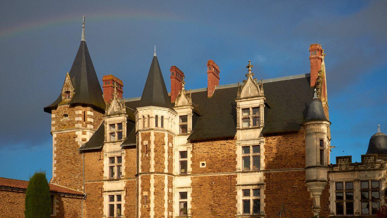 Hotel chateau de la colaissiere in landemont for Chateau de la colaissiere