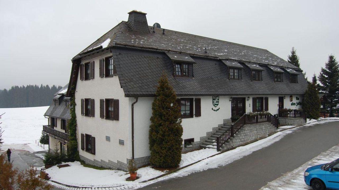 landhotel am alten zollhaus burkhardtsgr n zschorlau holidaycheck sachsen deutschland. Black Bedroom Furniture Sets. Home Design Ideas