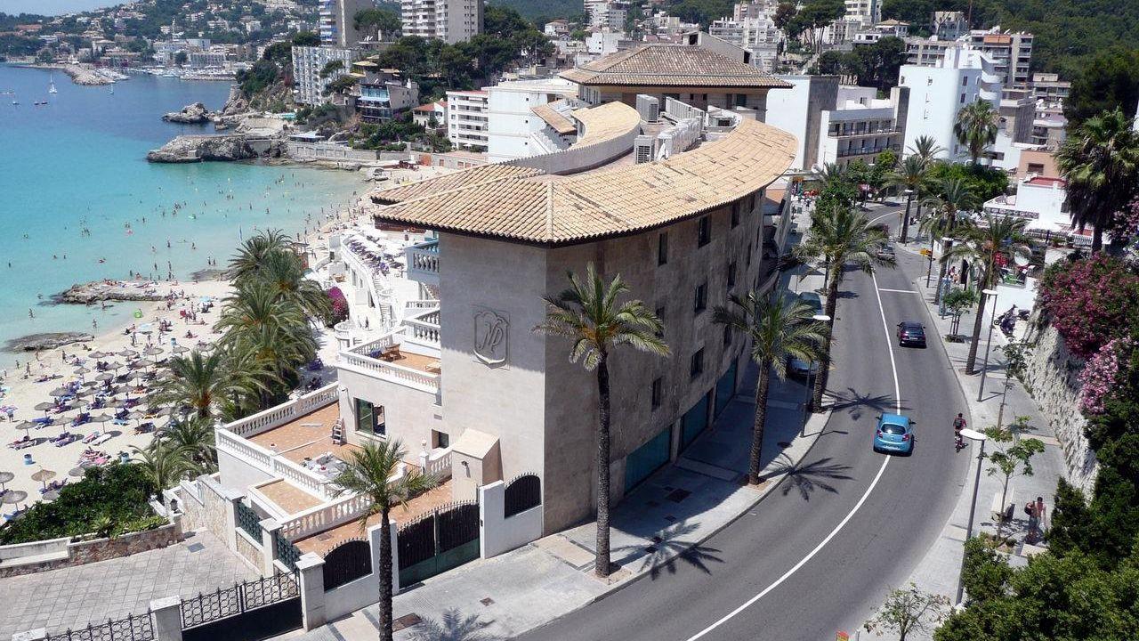 hotel nixe palace cala major holidaycheck mallorca spanien. Black Bedroom Furniture Sets. Home Design Ideas