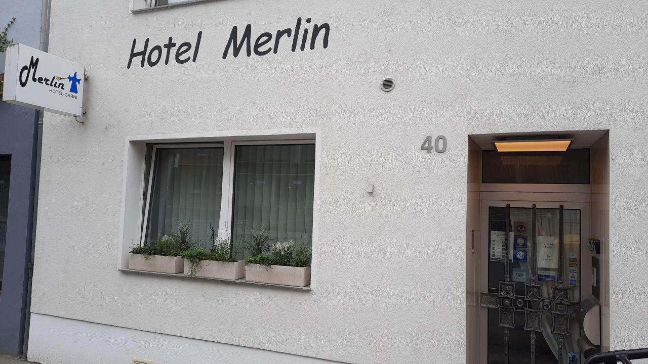 Hotel Merlin Garni Koln Holidaycheck Nordrhein Westfalen