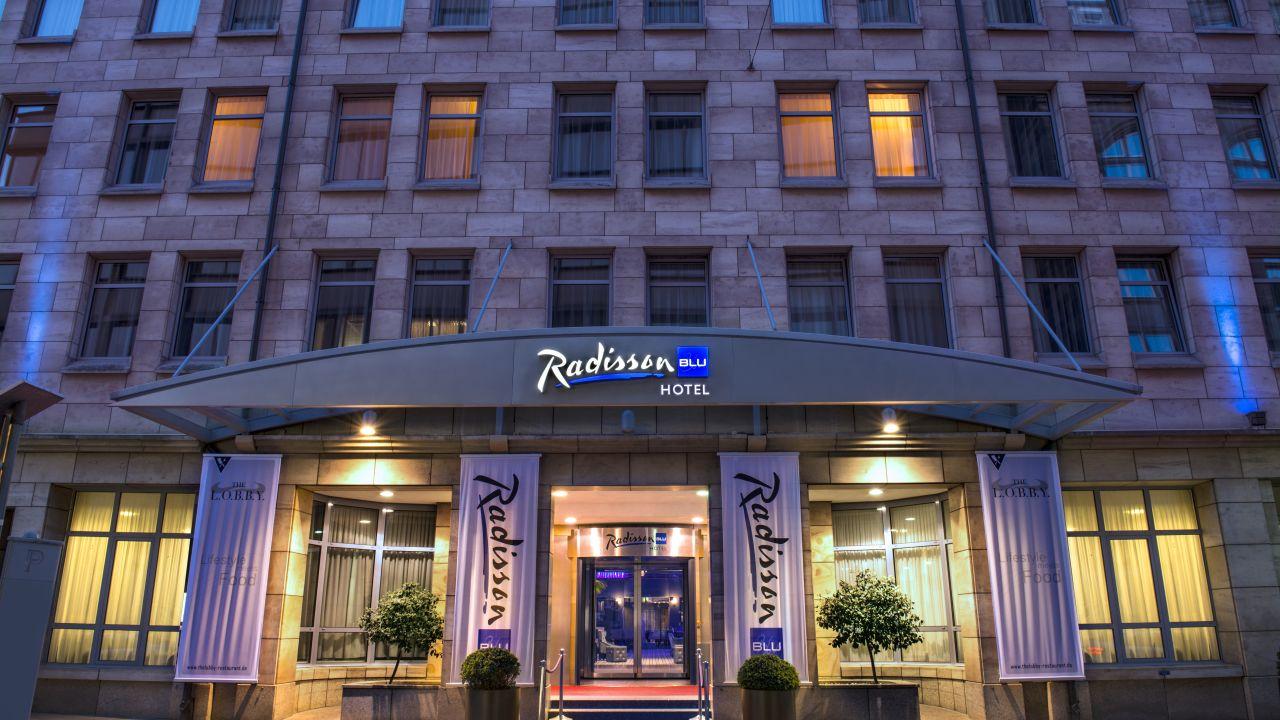 Radisson Blu Hotel Bremen (Bremen) • HolidayCheck (Bremen ...