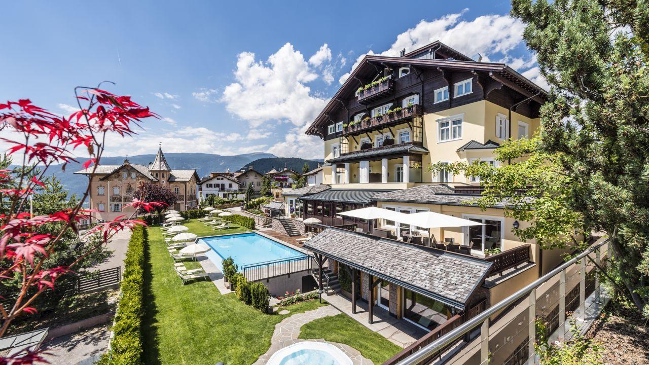 Sterne Hotel Wolkenstein