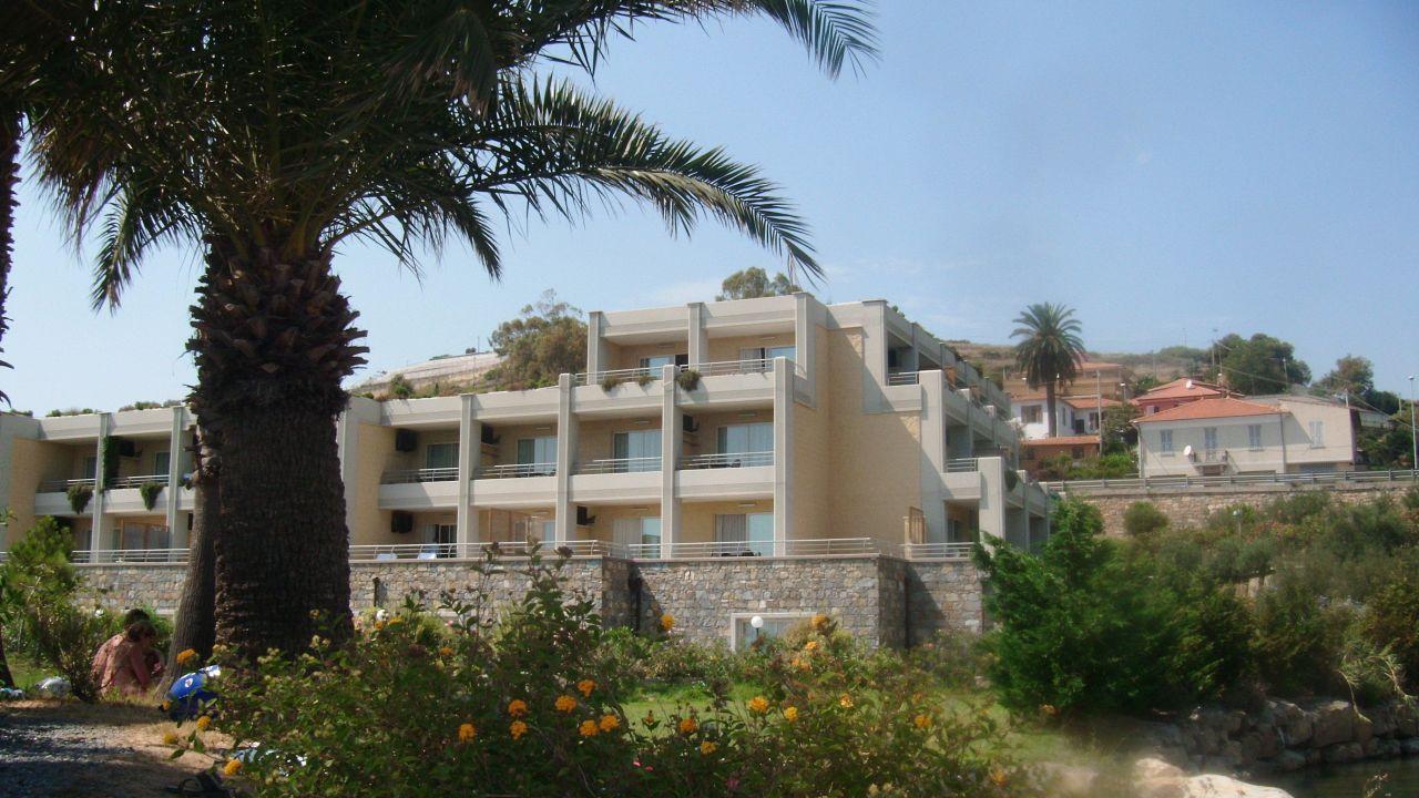 Hotel Marina Di Aregai