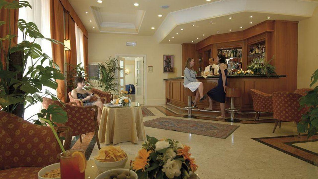 Grand Hotel Adriatico Florenz