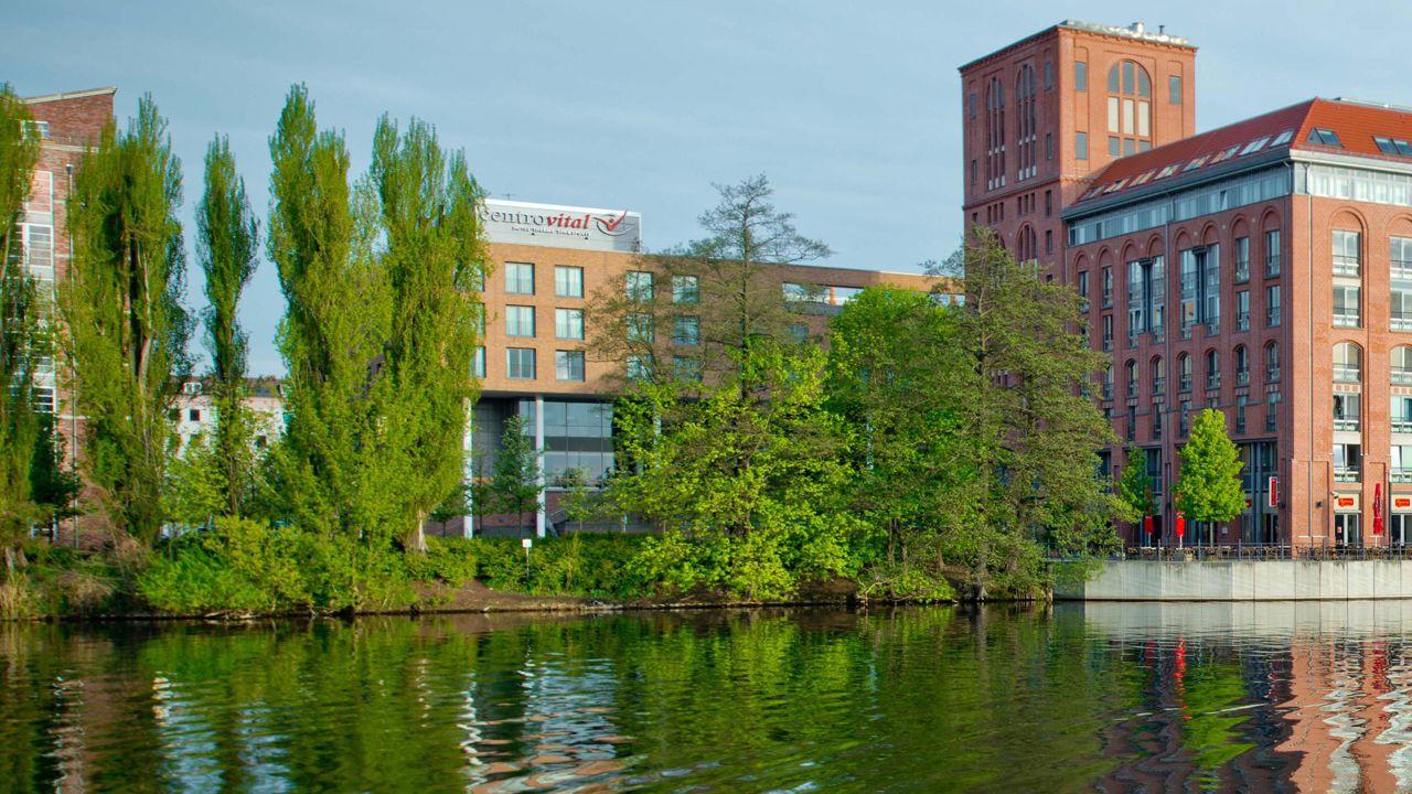 Hotel Centrovital Berlin Spandau Holidaycheck Berlin Deutschland