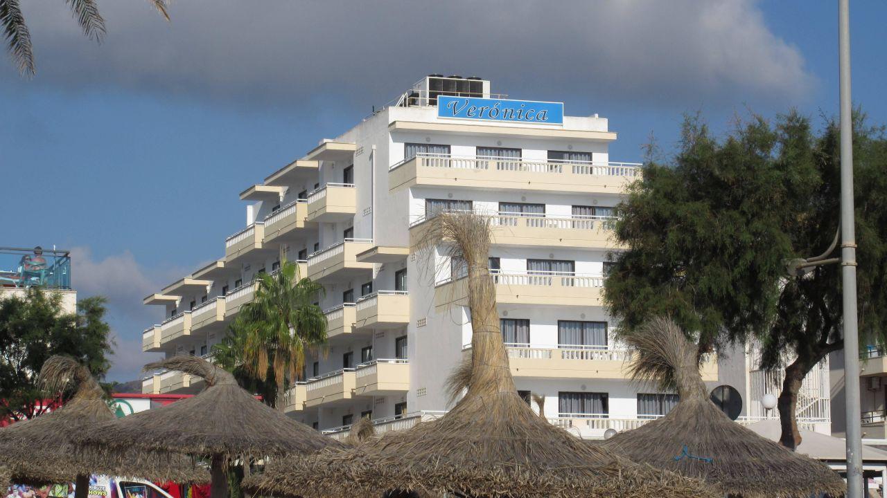 hotel ver nica apartaments midas cala millor holidaycheck mallorca spanien. Black Bedroom Furniture Sets. Home Design Ideas