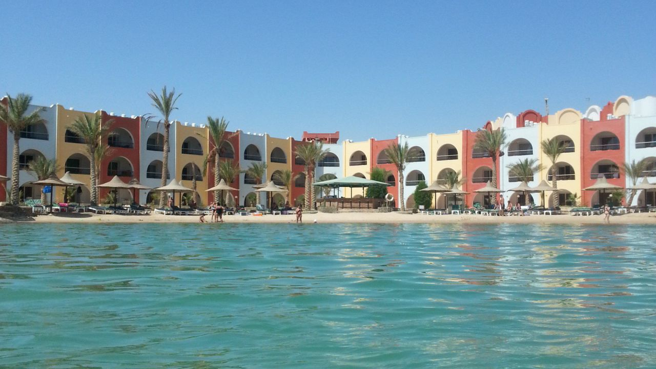 Hurghada Beach Hotels
