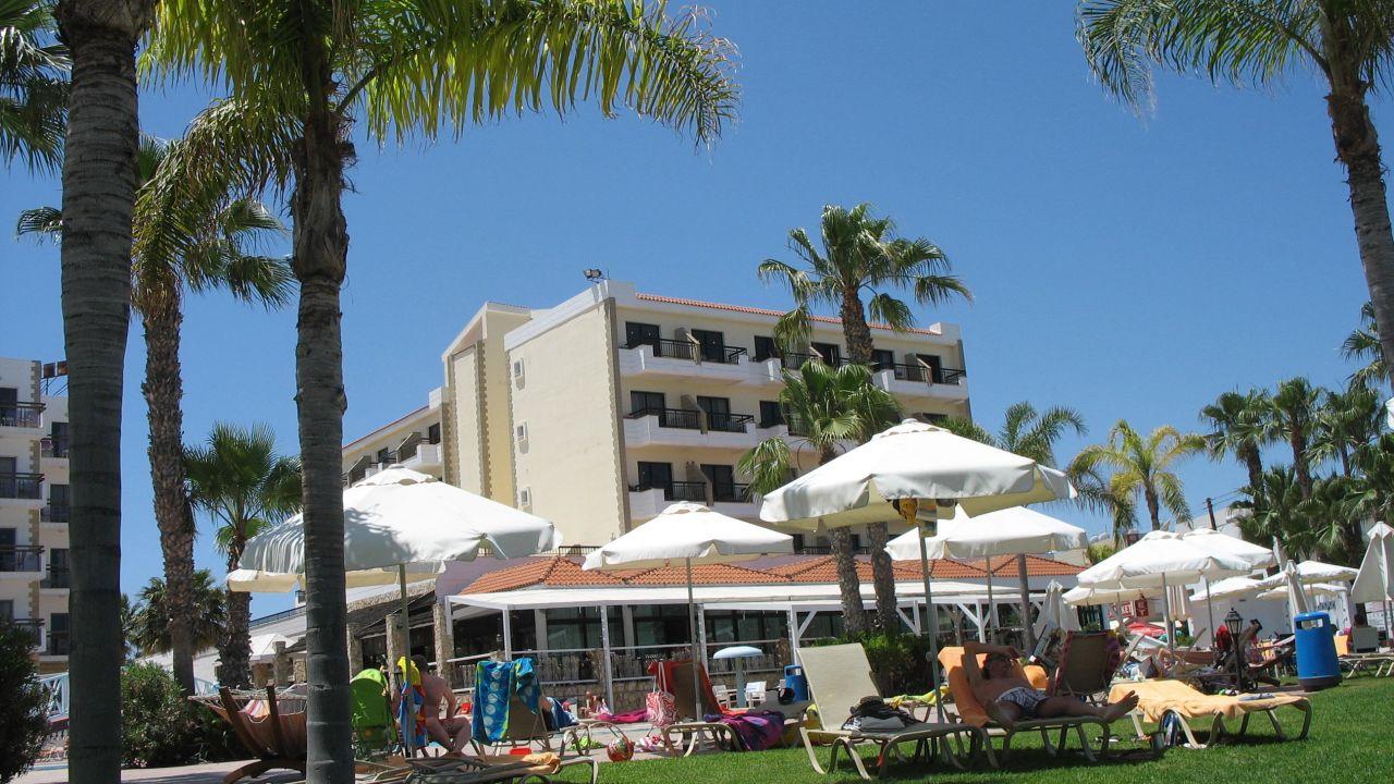 Anastasia Beach Hotel Zypern Holidaycheck