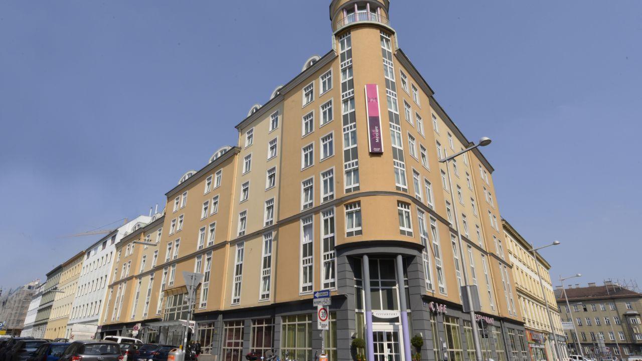Hotel Mercure Wien Westbahnhof Wien Holidaycheck Wien Osterreich