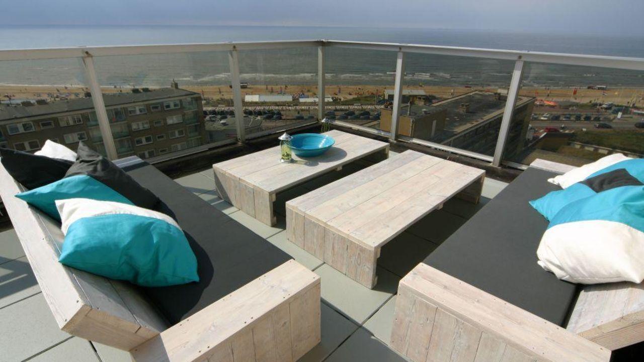 Hotel penthouse aan zee zandvoort u2022 holidaycheck nordholland
