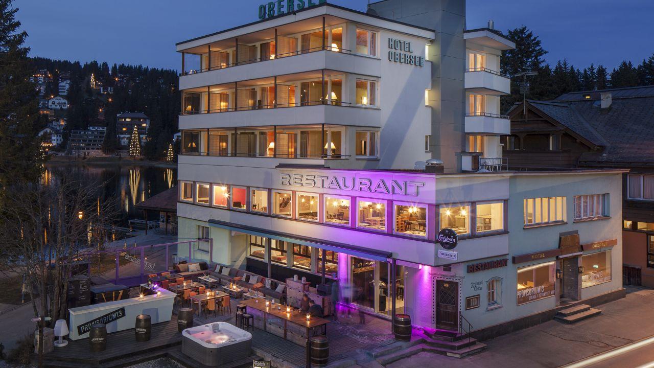 Hotel provisorium 13 arosa webcam