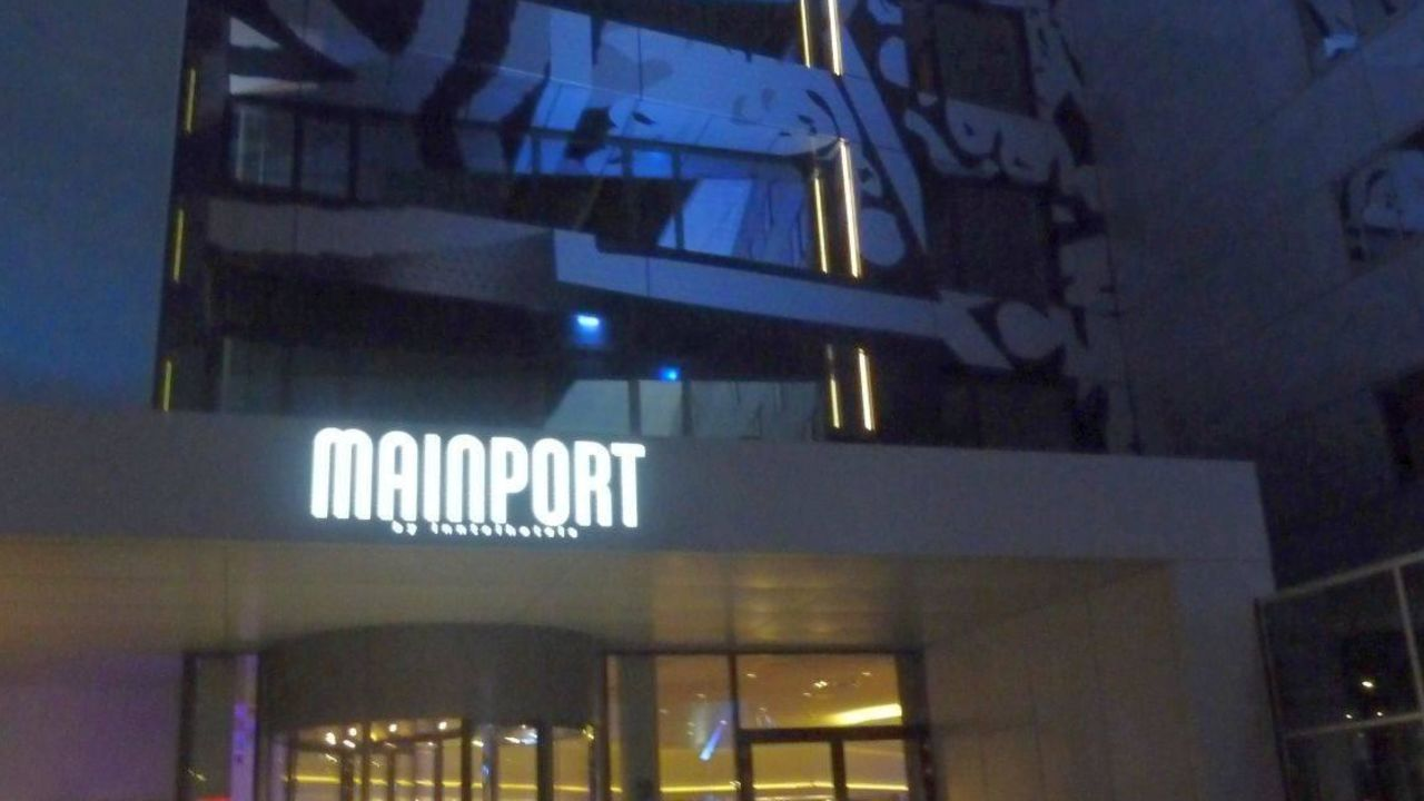 Mainport design hotel in rotterdam holidaycheck for Design hotel niederlande