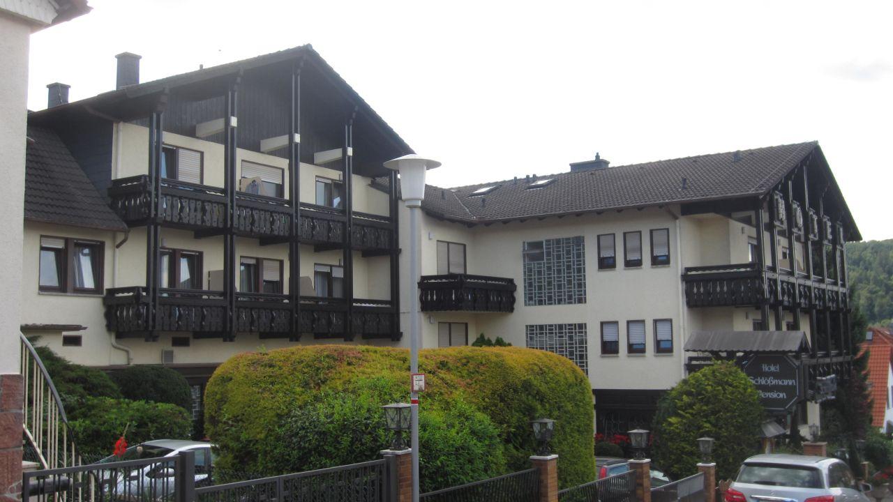 Hotel Pension Schlossmann Bad Konig Holidaycheck Hessen
