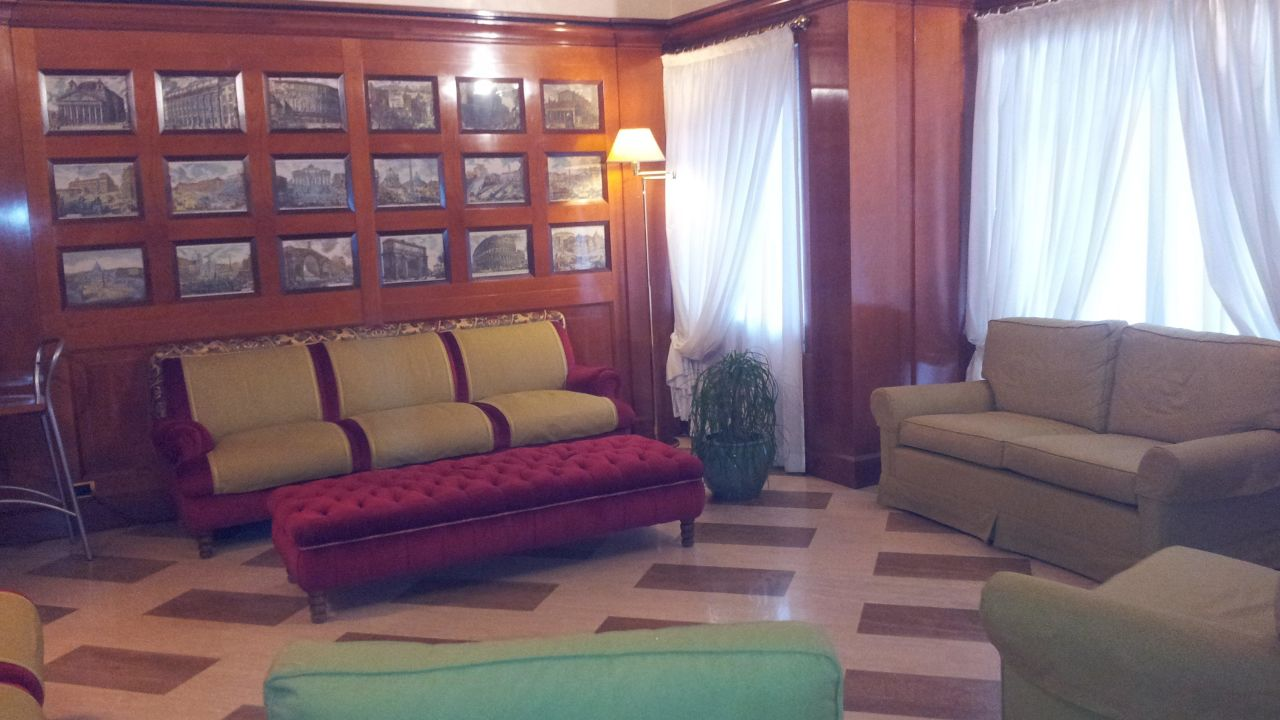 Hotel Adagio Rome Balduina