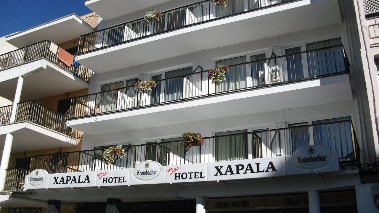 Hotel Xapala Platja De Palma Playa De Palma Holidaycheck