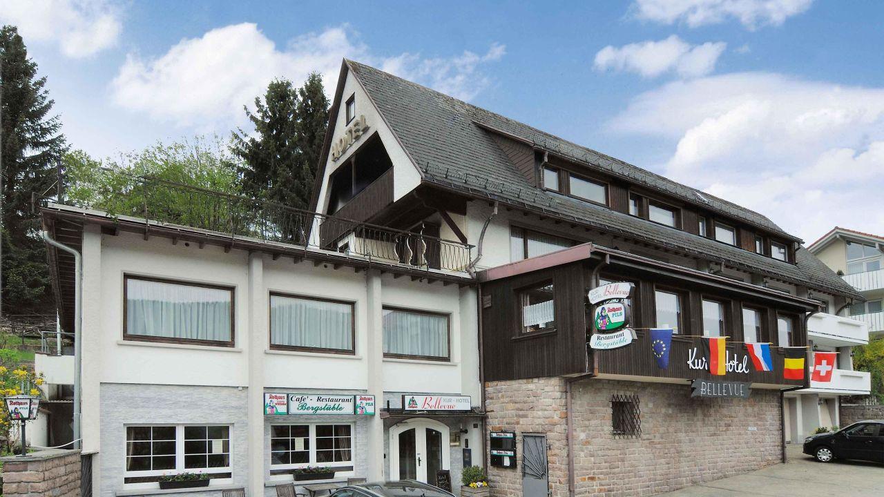 Hotel Bellevue (St. Blasien) • HolidayCheck (Baden-Württemberg ...