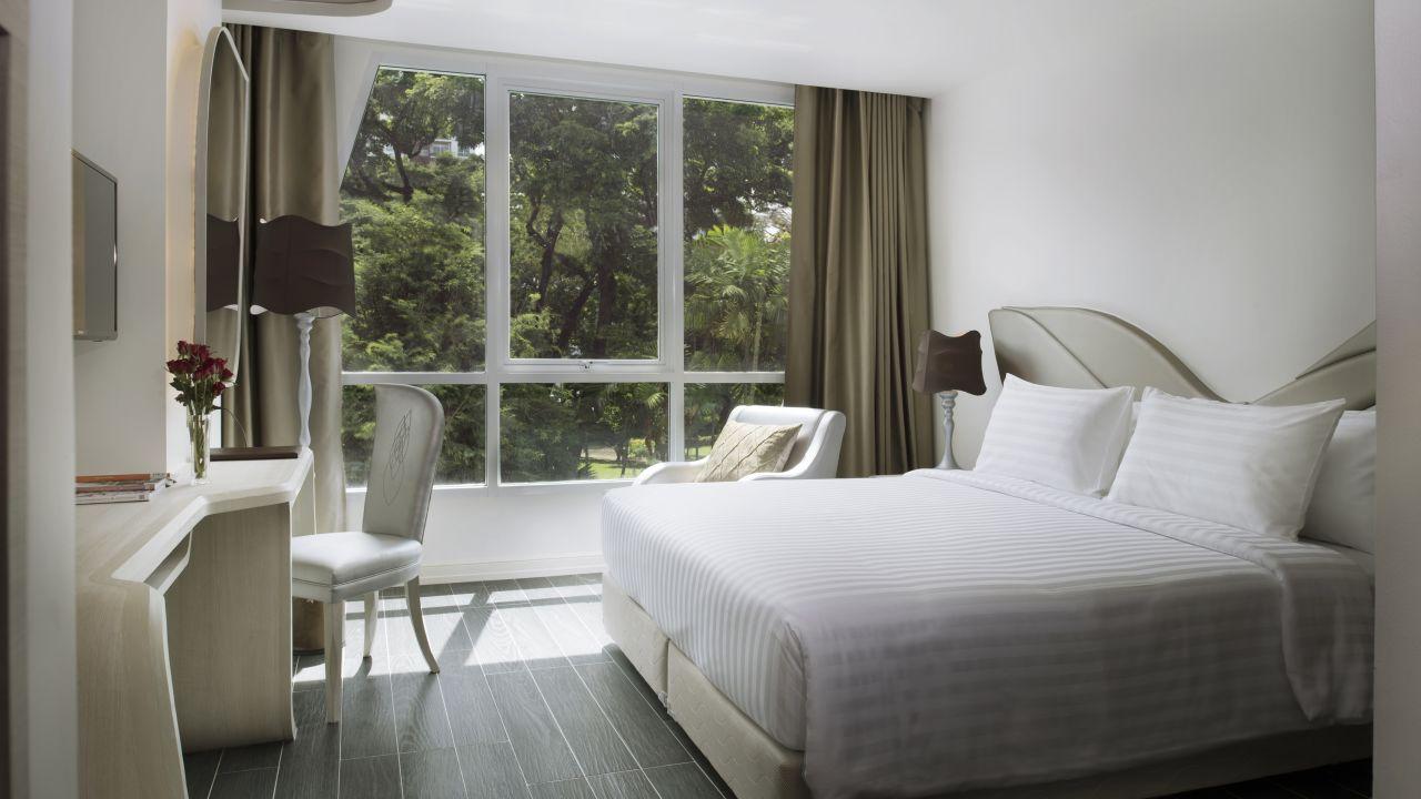 Le Tada Parkview Hotel Bangkok Holidaycheck Grossraum Bangkok