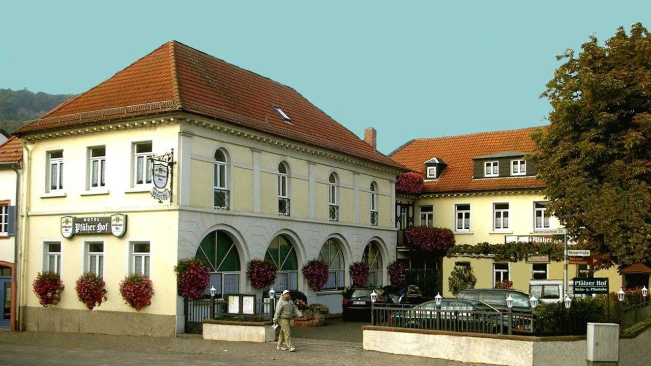 Hotel Pfälzer Hof (Bad Dürkheim) • HolidayCheck (Rheinland-Pfalz ...