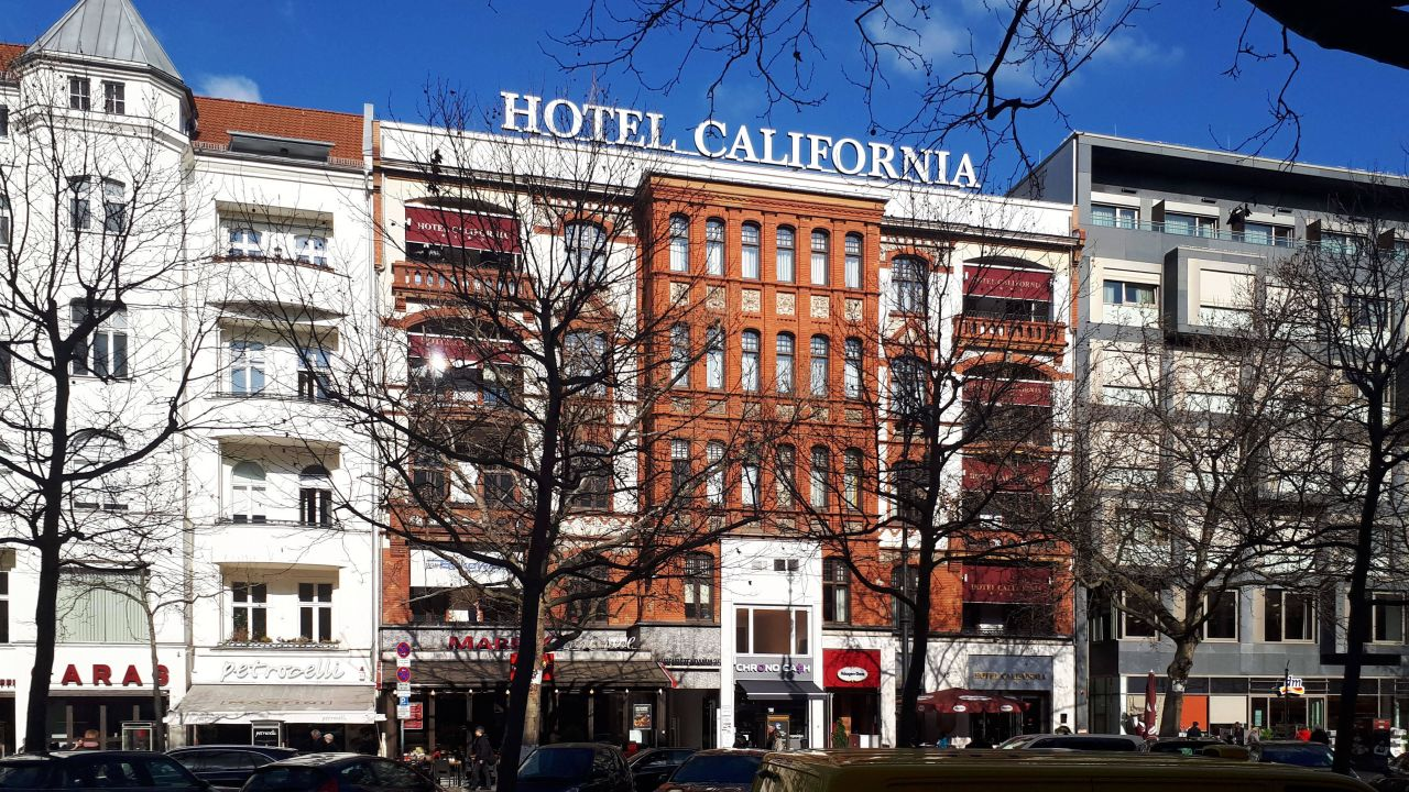 Hotel California Berlin Charlottenburg