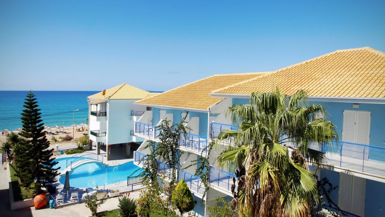 Vrachos Beach Hotel Griechenland