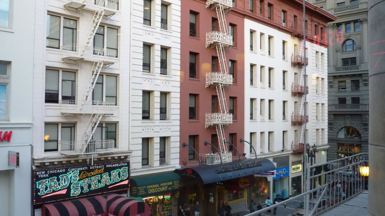 Hotel Union Square San Francisco Holidaycheck Kalifornien Usa