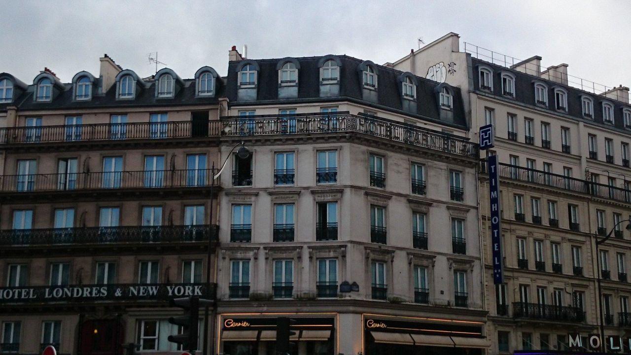 Hotel mercure opera garnier paris holidaycheck for Frankreich hotel paris