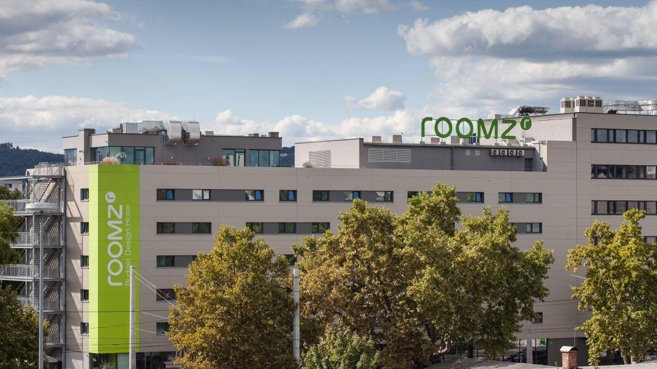 Hotel Roomz Graz Bewertung