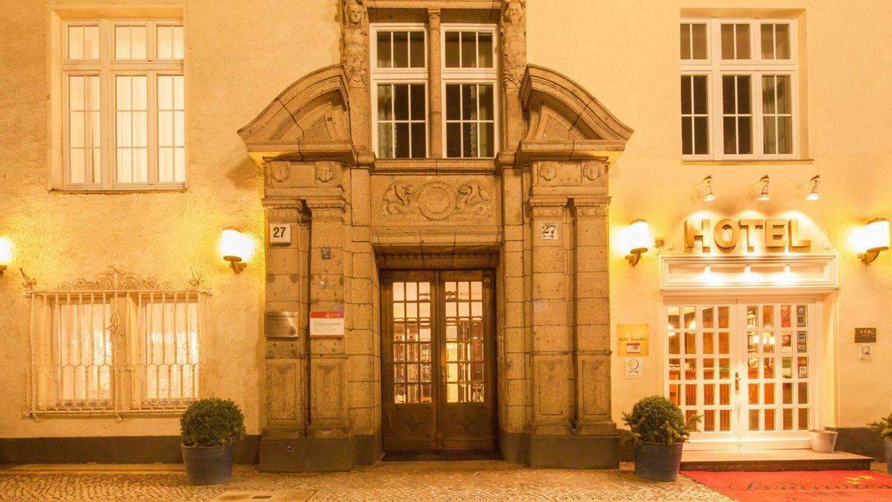 Hotel Brandies Berlin Kaiserdamm
