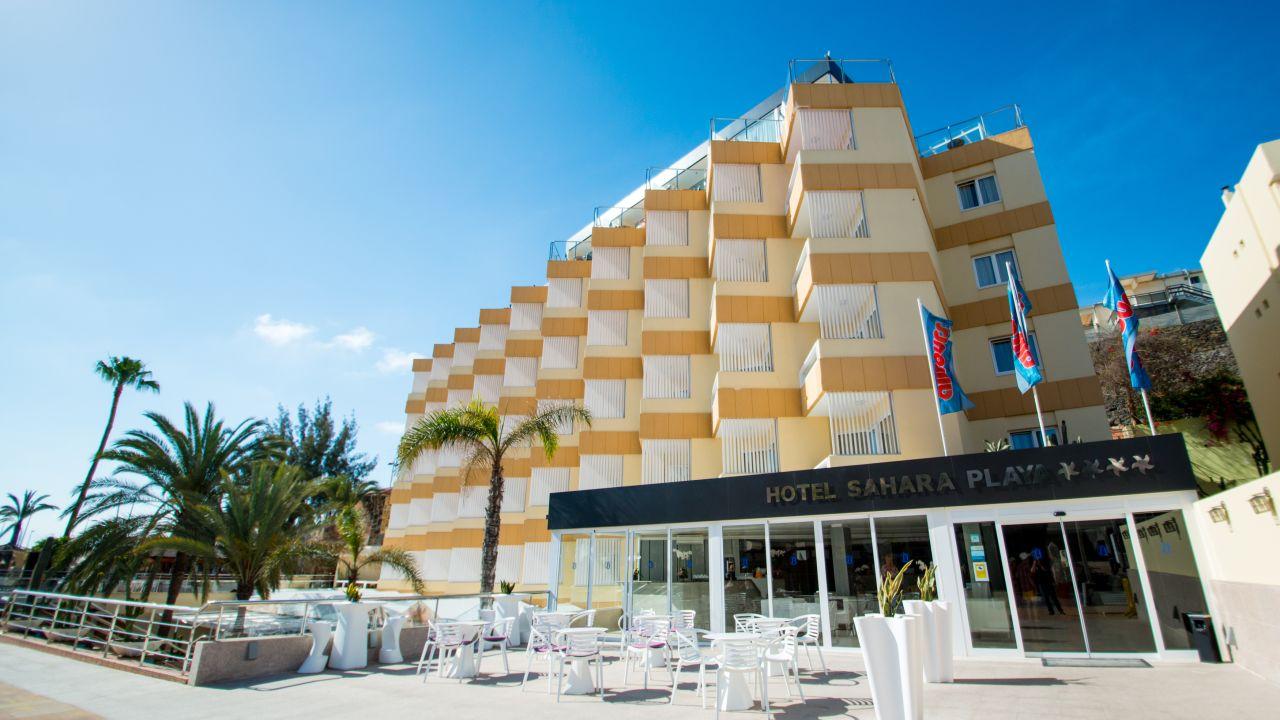 Hotel Hl Sahara Playa