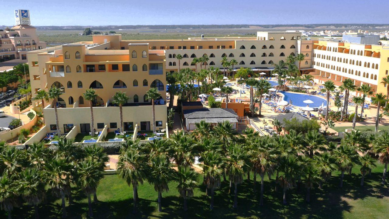 Playamarina Spa Hotel Ayamonte Holidaycheck Costa De La Luz
