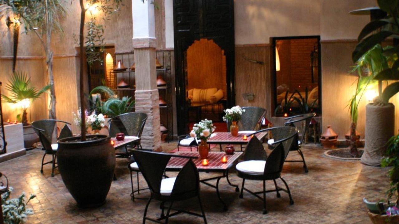Riad Carina Marrakesch Holidaycheck Sonstiges Marokko Marokko