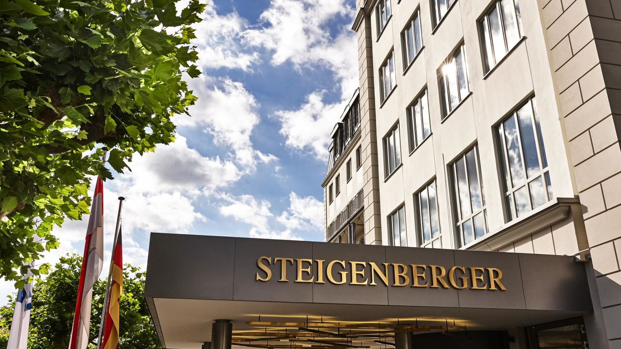 Steigenberger Hotel Bad Homburg (Bad Homburg) • HolidayCheck (Hessen ...