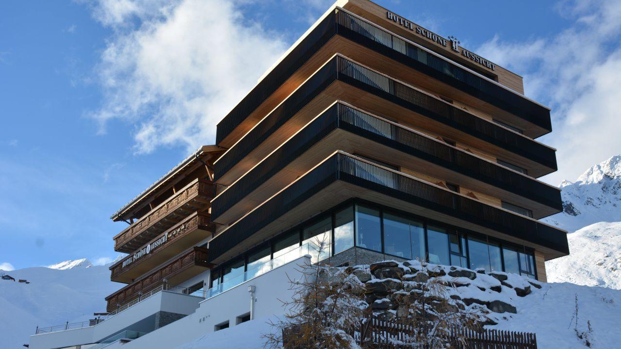 Hotel Schone Aussicht Hochsolden Holidaycheck Tirol Osterreich
